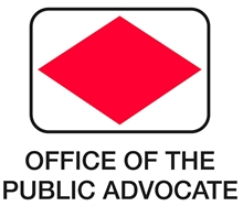 office of the public advocate-Advocacy Groups