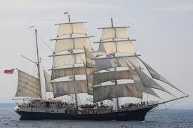 SV Tenacious – fully accessible tall ship!!