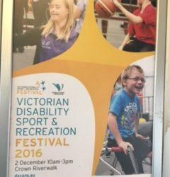 Victorian Disability Sport & Recreation Festival