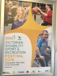 Victorian Disability Sport & Recreation Festival